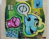 Plan B - Original Art by Kevin Kosmicki