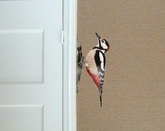 Wall sticker Woodpecker - RIGHT