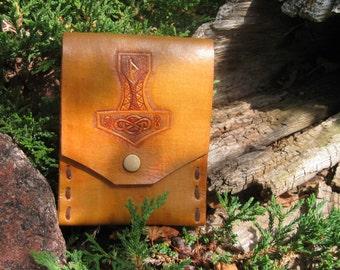 Mjölnir card wallet