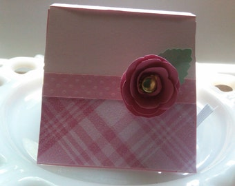 3X3 Post It  Note Holder