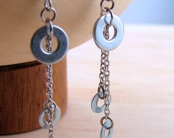 Chandelier Dangle Earrings Hardware Jewelry Eco Friendly Industrial