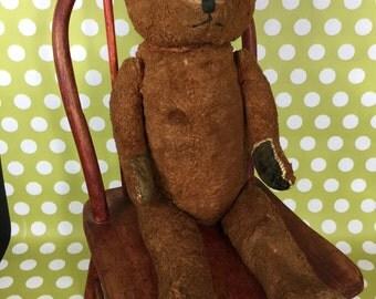 Teddy Bear...Brown English