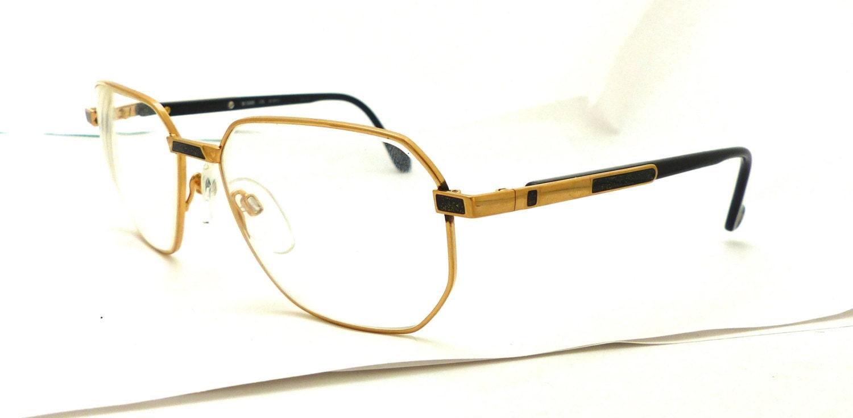 sold dec30 st dupont eyeglasses 80s 90s vintage designer