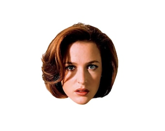 Agent Scully Babe Magnet