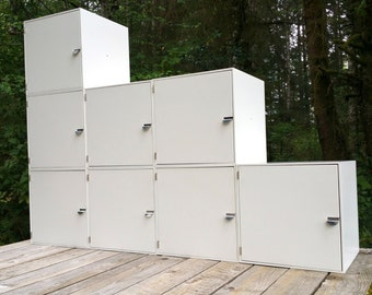Palaset Finland Storage Cubes- Set of Eight