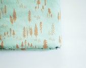 Minky Baby Blanket - Timberland Dew - Personalization Available - Toddler Blanket