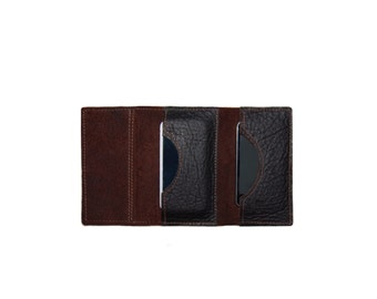 Leather iPhone 6  and iPod Touch Case It holds both