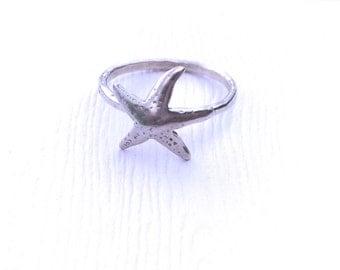 Wish Upon a Starfish Ring