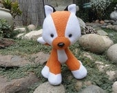 Stuffed Fox Plush Fox Stuffed Animal