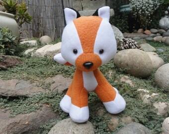 Stuffed Fox Plush Fox Stuffed Animal