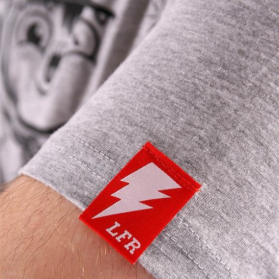 300 custom sleeve hem tags custom hem tags hem tags on Woven t shirt tags