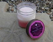 8 oz Soy Black Raspberry Vanilla Container Candle