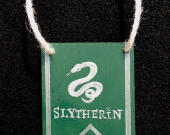 Slytherin Room Sign