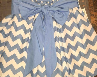 Cute Gameday Skirt for  Carolina Girls.  Medium Only