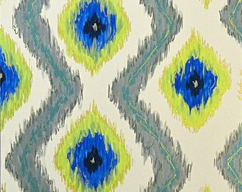 Worldly Ikat
