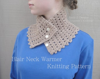 Knitting Pattern For Small Neck Scarf : Rippling Infinity Scarf PDF Knitting Pattern Easy by Girlpower