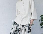 SALE - Silk Shirt 'Mia'