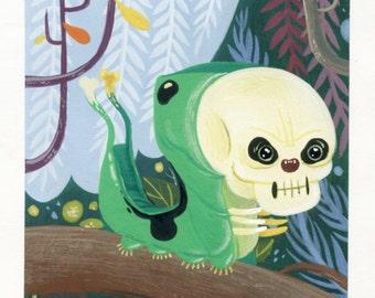 Skull Caterpillar