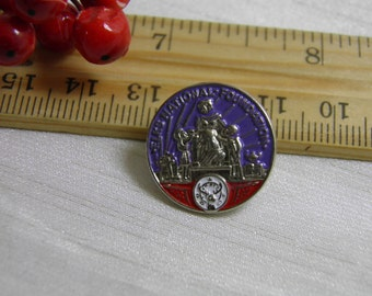 Elks National Foundation Lapel Pin Badge