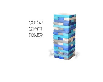 COLOR Giant Tower
