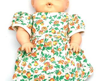 So-Wee Ruth Newton Sunbabe Doll, Vintage Doll, Toy, Sun Rubber Company, 1957, New York