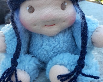 Waldorf doll, Aglaé, 19 Cm