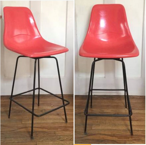 eames molded stool 2