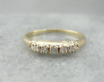 Lucky Number Seven, Seven Diamond Band 8N39MP-D