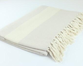 Large Turkish Beach Blanket, Picnic Blanket,Towel Blanket, Sand, Diamond, Beach Blanket Towel, Exclusive Quality