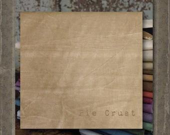 Fabric 1 YARD: Aged Muslin Cloth (New) - Pie Crust 140D Marcus Fabrics
