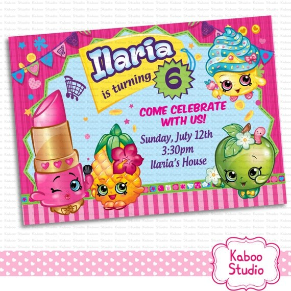 Simplicity image intended for free printable shopkins invitations