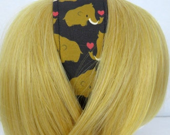 Woolly Mammoth Headband