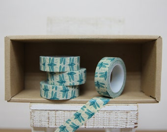 Washi Tape - insect print - P48