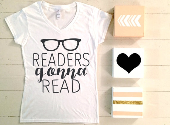 Readers Gonna Read Women's Graphic Tee
