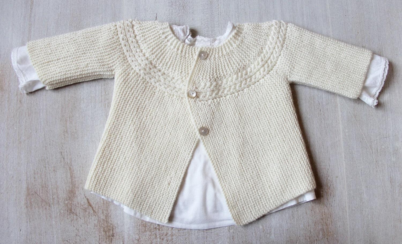 29 Princess Charlotte Jacket Knitting Pattern