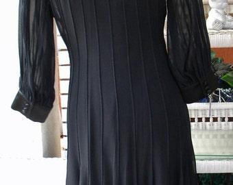 Rickie Freeman For Teri Jon Vintage 2 Piece Silk Dress Nordstroms