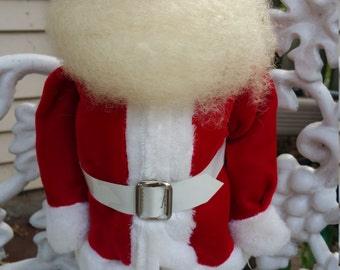 Sweet 1960's Santa Figurine
