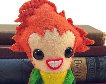 Drop Dead Fred plushie