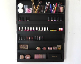 View Wall makeup organizers by CraftersCalendar on Etsy
