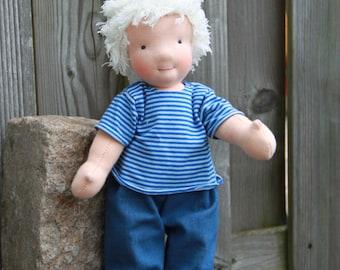 Waldorf stlyle doll  14 inch