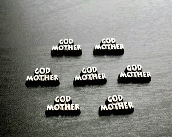 Godmother Floating Charm for Floating Lockets-Gift Idea