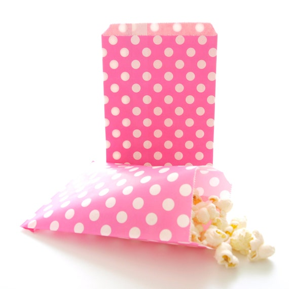 Baby Gift Suppliers Uk : Pink gift bags kids birthday supplies baby shower candy