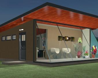 Tiny House Project - Eco Tiny House