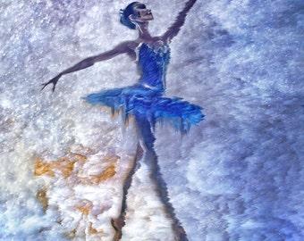 Prima Ballerina (Fine Art Print for all Ballet lovers)