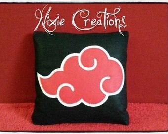 Pillow Akatsuki - Naruto inspired