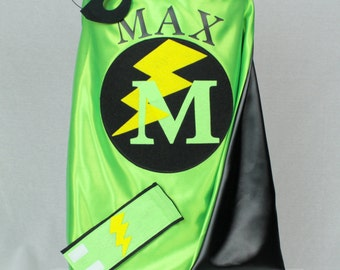Custom SUPERHERO Cape/Youth Cape & Toddler Cape Sizes/Additional Accessories Available/CUSTOM Cape/Boys Cape/Girls Cape