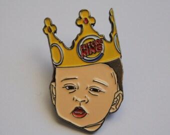 The Future King Prince George Lapel Pin