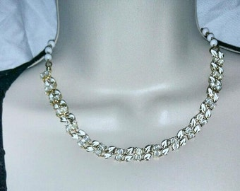 Vintage Coro Necklace -  Absolutely gorgeous signed Coro necklace