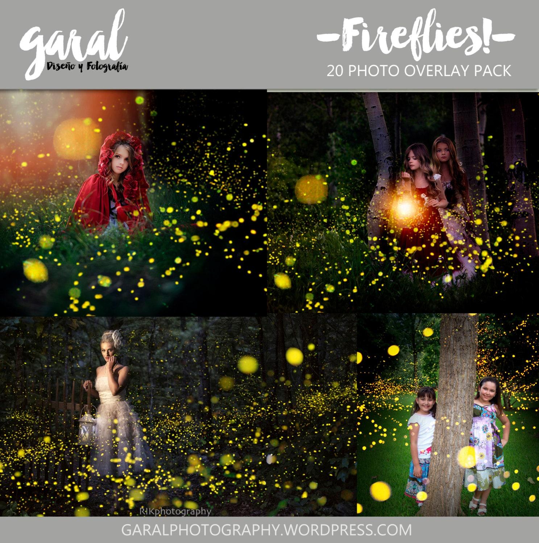 fireflies photoshop overlays photoshop overlay fireflies