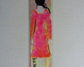 Painted Dancer Bookmark